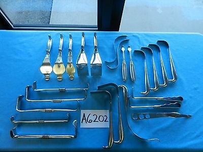 Pilling Sklar Richards Surgical Miscellaneous Orthopedic Retractors