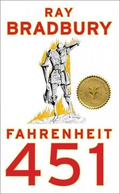 Fahrenheit 451, Paperback by Bradbury, Ray, Like New Used, Free shipping in t...