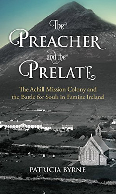 Patricia Byrne-Preacher And The Prelate (UK IMPORT) BOOK NEW