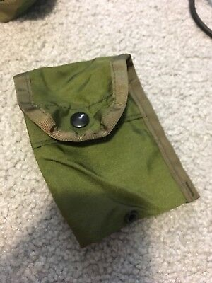 Plastic Snap M67 Us Army Marines M-1967 Nylon First Aid Compass Pouch