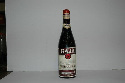 Barbaresco Gaja 1964