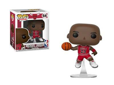Funko Pop! Nba Bulls Michael Jordan Pop Figure (Preorder)