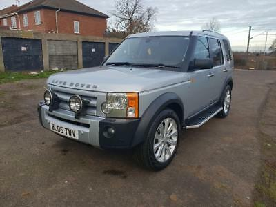 landrover discovery 3 hse auto