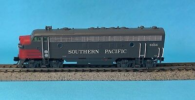 N Scale Southern Pacific FP7 Bloody Nose by Intermountain With DCC SP
