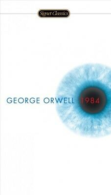 1984, Paperback by Orwell, George, Like New Used, Free shipping in the US