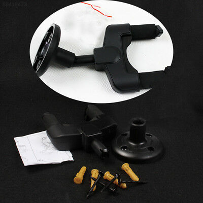 E4C3 Hot Wall Mount Hanger Electric Guitar Holder Hook Durable Storage Tool