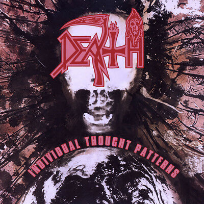 DEATH - Individual Thought Patterns Re-Release 2CD, NEU