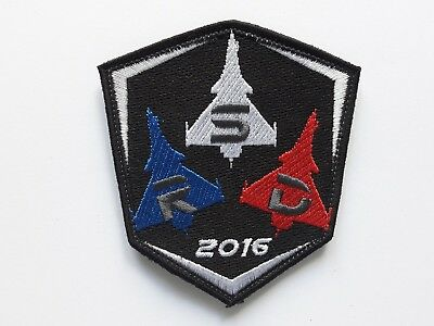 Patch Rafale Solo Display Team 2016