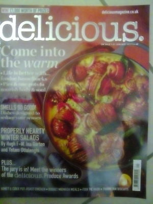 Latest Delicious Magazine January 2019