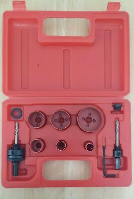 Hole Saw Kit Hss Bi-Metal