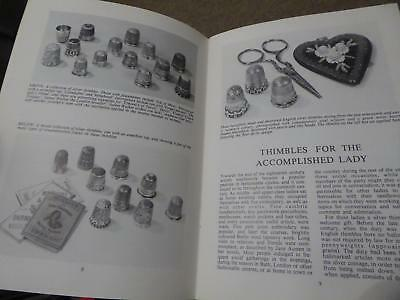 Collect Rare Special Thimbles Super Collectors Fully Illustrated Reference Book