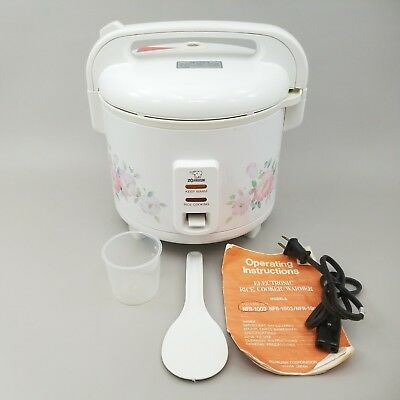 Zojirushi NFR-1003 5.0 Cup Rice Cooker