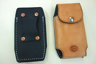 new concept eb708 3f73d CUSTOM LEATHER CELL Phone Case Holster Handmade Samsung Apple Iphone  Android USA