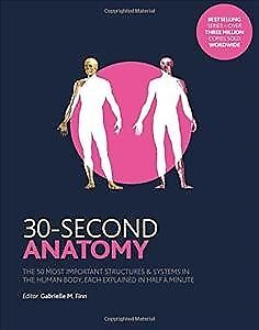 30-second Anatomy : The 50 Most Important Structures and Systems in the Human...