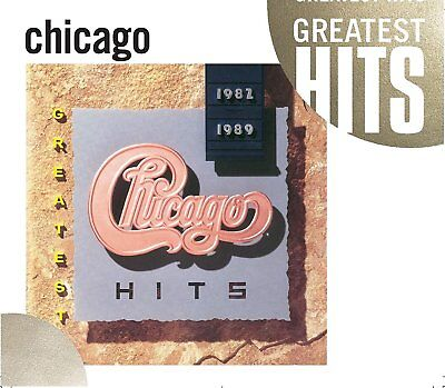 Chicago Greatest Hits 82-89 CD