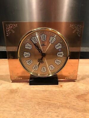 Vintage Coronet Mantle Clock