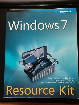 Microsoft Windows 7 Resource Kit