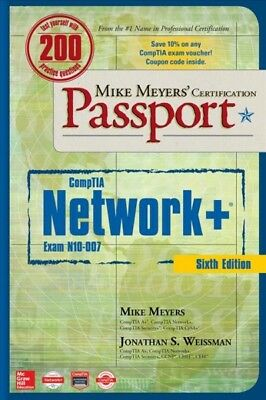 Mike Meyers' CompTIA Network+ Certification Passport (Exam N10-007), Paperbac...