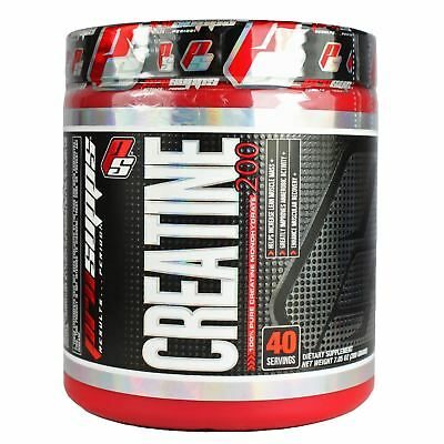 ProSupps 200g 100% Pharmaceutical Grade Pure Creatine Monohydrate Powder