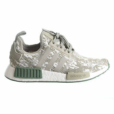 sports shoes 4aa8d 17488 Adidas NMD R1 Men s Shoes Green White CQ0860