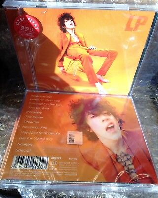 LP Heart To Mouth CD  LAURA PERGOLIZZI   TURKISH Edition  NEW 2019 SEALED