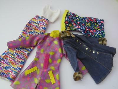 Barbie 6 Piece Tagged Lot Of Barbie Fashion Some Htf Pieces