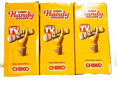 CHIKO ROLL HANDY HOLDER Limited Edition Collectable 1 Of 1200 **NEW IN BOX**