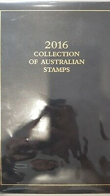2016 Collection of Australian Stamps Executive Edition (Brand New)