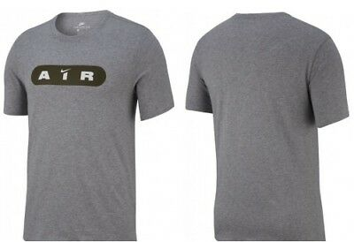 93569babd NIKE MENS NSW AIR PILL T Shirt ,Style 928368-063.Size- Large ,Pure ...