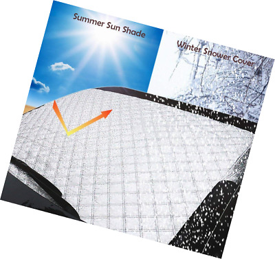 Car Windscreen Frost Snow Cover Windshield Ice Sunshade Protector Large