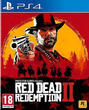 PS4 Red Dead Redemption 2 EU