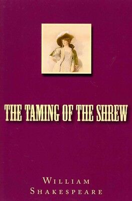 Taming of the Shrew, Paperback by Shakespeare, William, ISBN 1496045173, ISBN...
