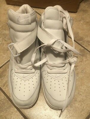 2005 NIKE AIR FORCE 1 MID WHITE 306352 113 NEW Size 11.5