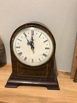 Vintage Domed Metamec Mantel Clock.