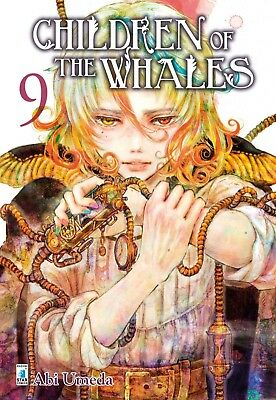 Manga - Star Comics - Children Of The Whales 9 - Nuovo !!!