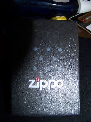 Zippo Windproof High Polished Chrome Lighter, 250, New In Box