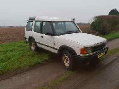 Land Rover Discovery 1 300tdi 3dr