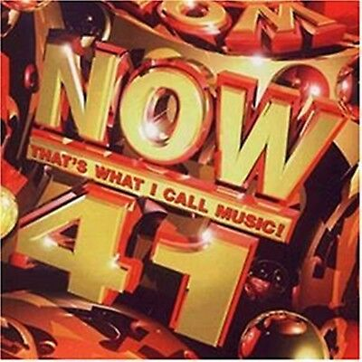 Now That's What I Call Music Vol.41 (1998) - Brand New and Sealed Music Audio CD