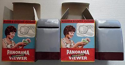 2 W&g Panorama Illuminated Viewer