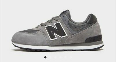 34 8 Boys New Up Uk Junior Size Grey Eur 574 Trainers Balance Lace hrxtQCBsd