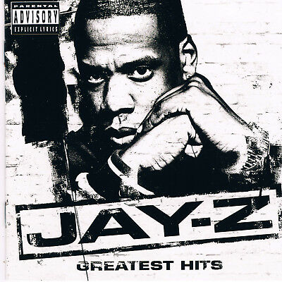 Jay-Z - Greatest Hits - CD-Album - 2006 - Sehr Guter Zustand