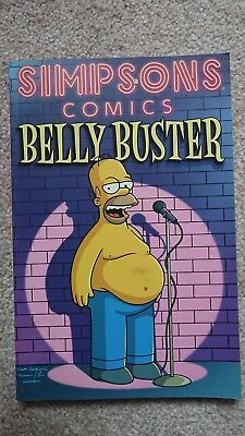The Simpsons Belly Buster