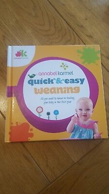 Annabel Karmel Quick And Easy Weaning