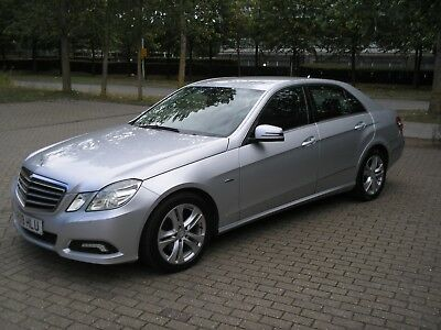 09 Mercedes-Benz E350 3.0 Cdi 231Bhp - 1 Owner, Fantastic Spec, Very Nice Indeed