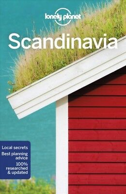 Lonely Planet Scandinavia, Paperback by Ham, Anthony; Averbuck, Alexis; Bain,...