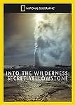 National Geographic - Secret Yellowstone (DVD, 2010) *New & Factory Sealed*