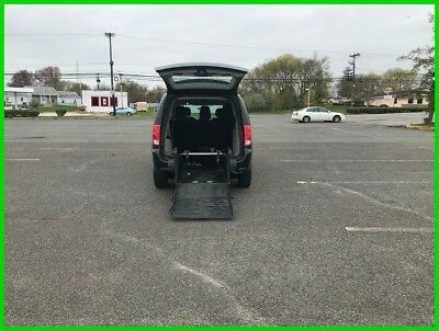 2014 Dodge Grand Caravan AVP/SE VAN WHEELCHAIR HANDICAP REAR ENTRY DODGE CARAVAN 2014 AVP/SE Used 3.6L V6 24V