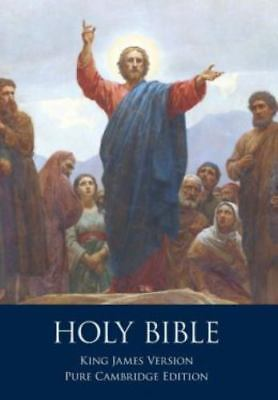 The Holy Bible: Authorized King James Version, Pure Cambridge Edition, ISBN 1...