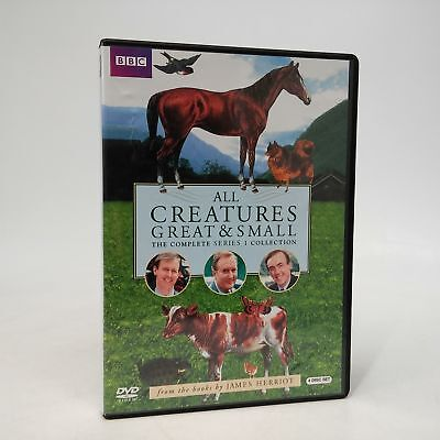 All Creatures Great & Small: The Complete  Series 1 Collection DVDs