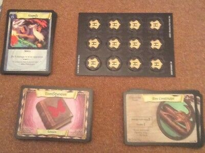 Harry Potter 2001 Trading Cards Part of Starter Pack Game, pristine condition
